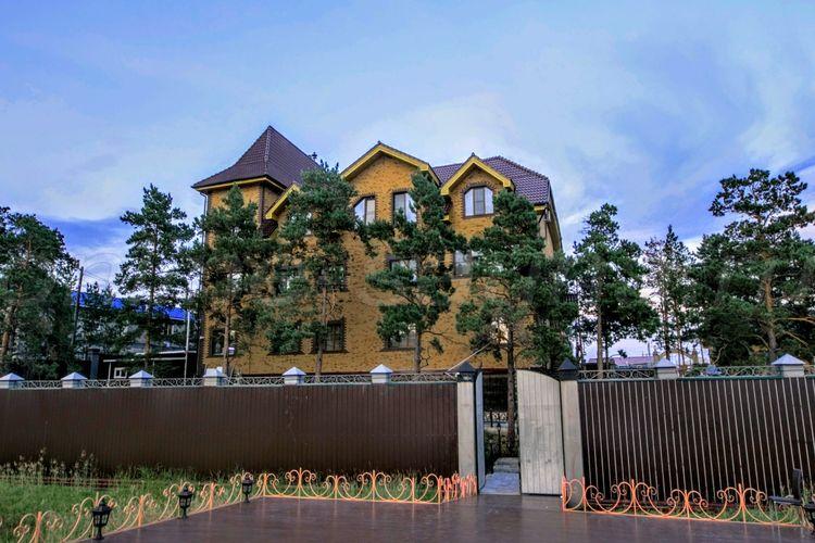 Ренабо, гостиничный комплекс
